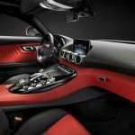 2016 Mercedes-Benz AMG GT Dashboard