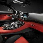 2016 Mercedes-Benz AMG GT Dashboard