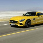2016 Mercedes-Benz AMG GT MSRP