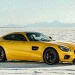 2016 Mercedes-Benz AMG GT S Coupe Exterior