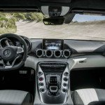 2016 Mercedes-Benz AMG GT S Coupe Interior