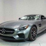 2016 Mercedes-Benz AMG GT S + vin
