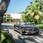 2016 Mercedes-Benz S-Class Cabriolet Black