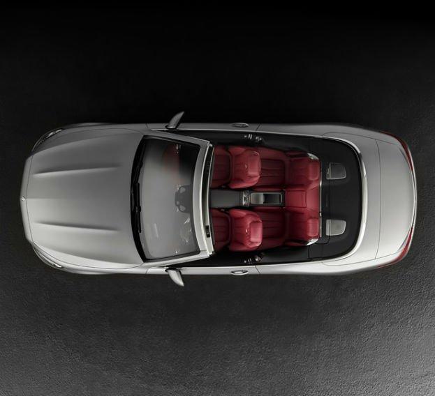 2016 Mercedes-Benz S-Class Cabriolet Comfortable