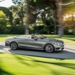 2016 Mercedes-Benz S-Class Cabriolet Design
