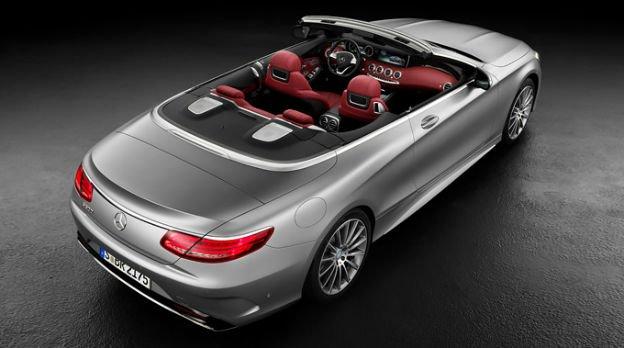 2016 Mercedes-Benz S-Class Cabriolet