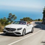 2016 Mercedes-Benz S-Class Cabriolet Superlative