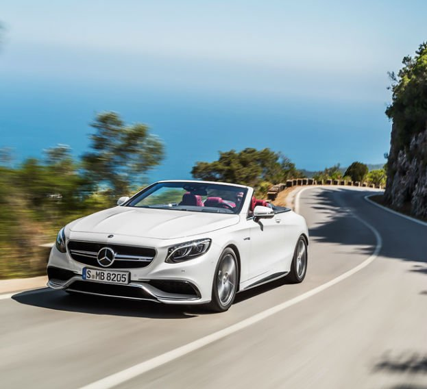 2016 Mercedes-Benz S-Class Cabriolet Superlative