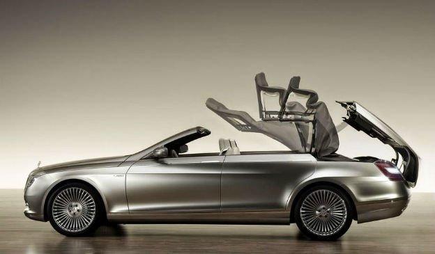 2016 Mercedes-Benz S-Class Convertible