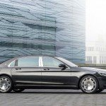 2016 Mercedes-Benz S-Class Maybach Black