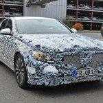2016 Mercedes-Benz S-Class Pullman Spy Shots