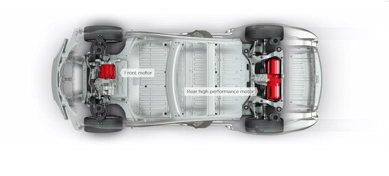 2016 Tesla Model S Dual Motor