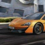 McLaren 570s 2016 Exterior