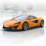 McLaren 570s 2016 Model