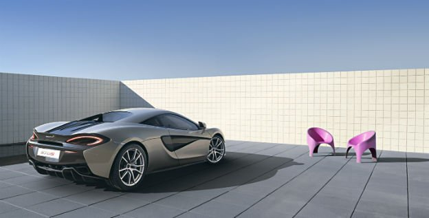 McLaren 570s 2016 Official Photo
