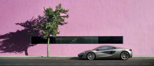 McLaren 570s 2016 Wallpaper
