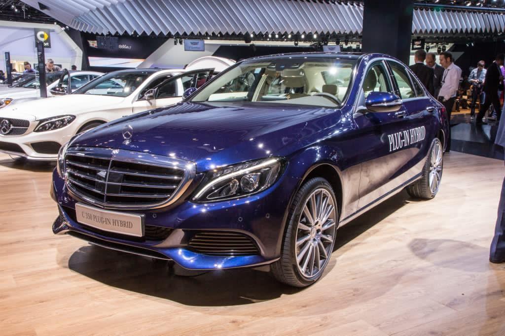 2016 Mercedes-Benz C-Class Hybrid