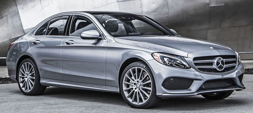 2016 Mercedes-Benz C-Class Model