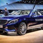 2016 Mercedes-Benz C-Class Plug-in Hybrid
