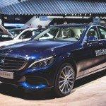 2016 Mercedes-Benz C-Class Plug-in Hybrid Model