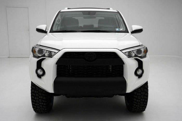 2016 Toyota 4Runner Facelift