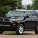 2016 Toyota 4Runner Limited Black