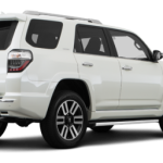 2016 Toyota 4Runner Limited Blizzard