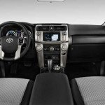 2016 Toyota 4Runner Limited Interior