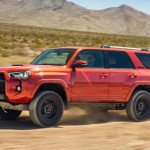 2016 Toyota 4Runner Limited Model