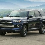 2016 Toyota 4Runner Limited Wallpaper