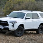 2016 Toyota 4Runner Limited White