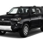 2016 Toyota 4Runner Trail Black