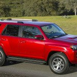 2016 Toyota 4Runner Trail Model