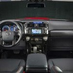 2016 Toyota 4Runner Trail Premium Interior
