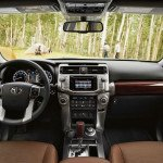 2016 Toyota 4Runner Trail interior