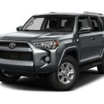 2016 Toyota 4Runner sr5 Model