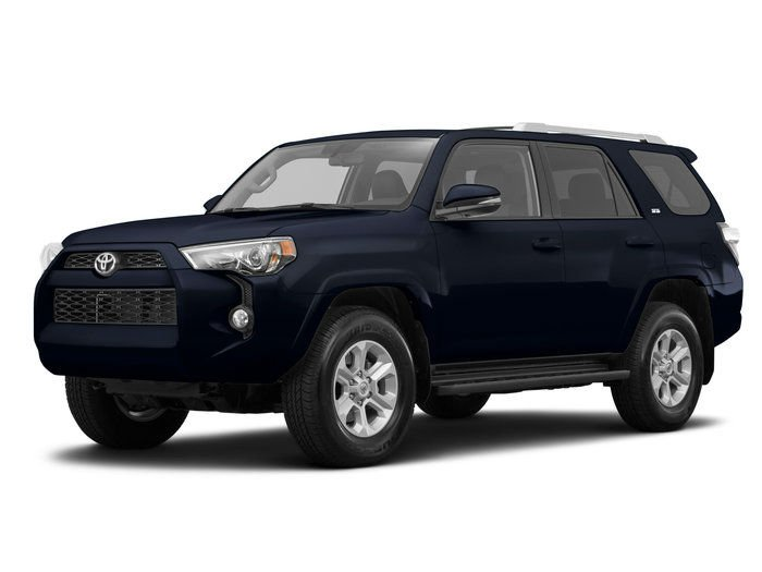 4 Runner >> 2016 Toyota 4Runner sr5 Premium Package