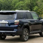 2016 Toyota 4Runner v8 Exterior