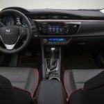 2016 Toyota Avalon Black Interior