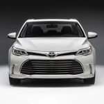 2016 Toyota Avalon Limited Facelift