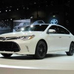 2016 Toyota Avalon Limited Hybrid