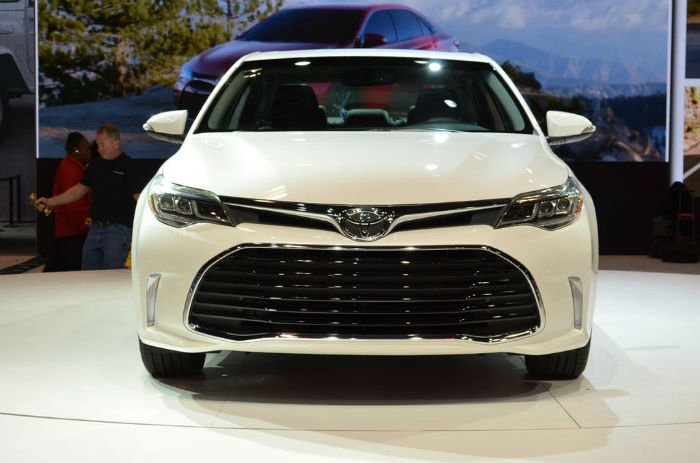 2016 Toyota Avalon Touring Sport