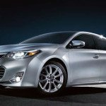2016 Toyota Avalon XLE Model