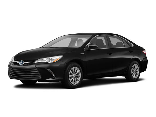 2016 Toyota Camry LE Black