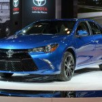 2016 Toyota Camry LE Colors