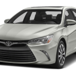 2016 Toyota Camry LE Gray