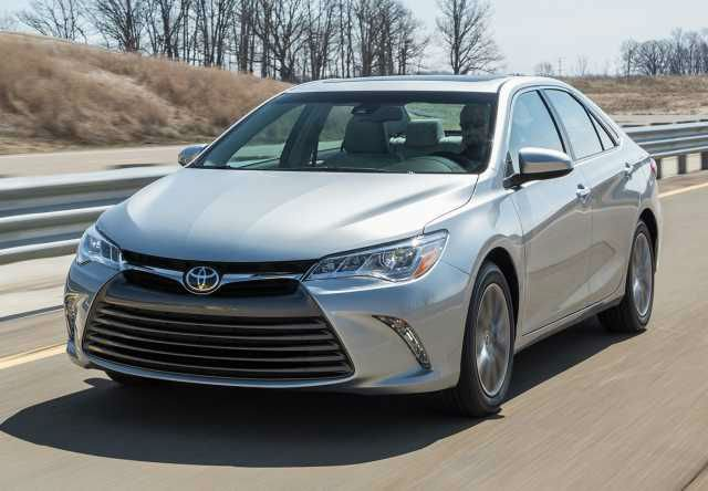 2016 Toyota Camry LE Silver