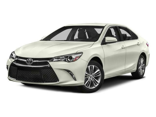 2016 Toyota Camry LE White