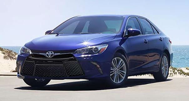 2016 Toyota Camry Model