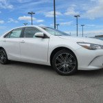 2016 Toyota Camry SE With Special Edition pkg